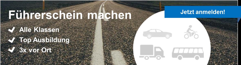 Führerschein machen mit der Fahrschule Boris Baumeister | Fahrschule-BB