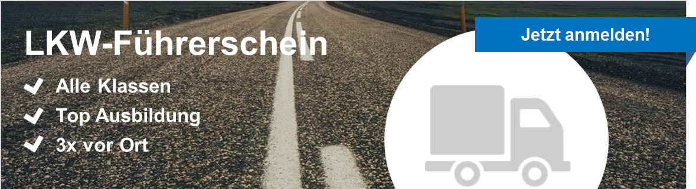 LKW-Führerschein in Ubstadt machen